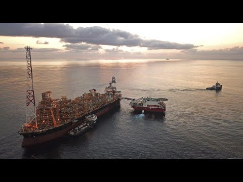 FPSO Kaombo Norte & Sul I Life at Offshore