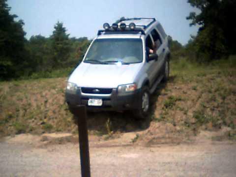 Ford Escape Offroad Part 1 Avi