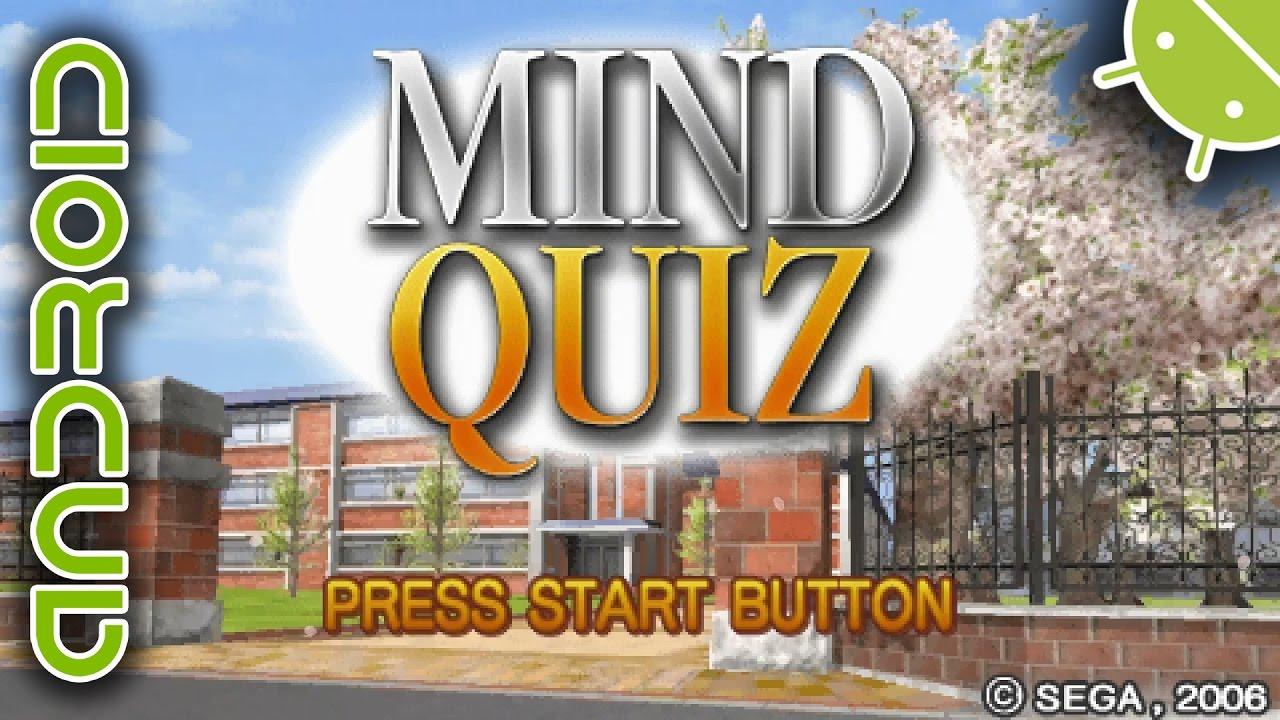 Mind Quiz | NVIDIA SHIELD Android TV | PPSSPP Emulator [1080p / 60