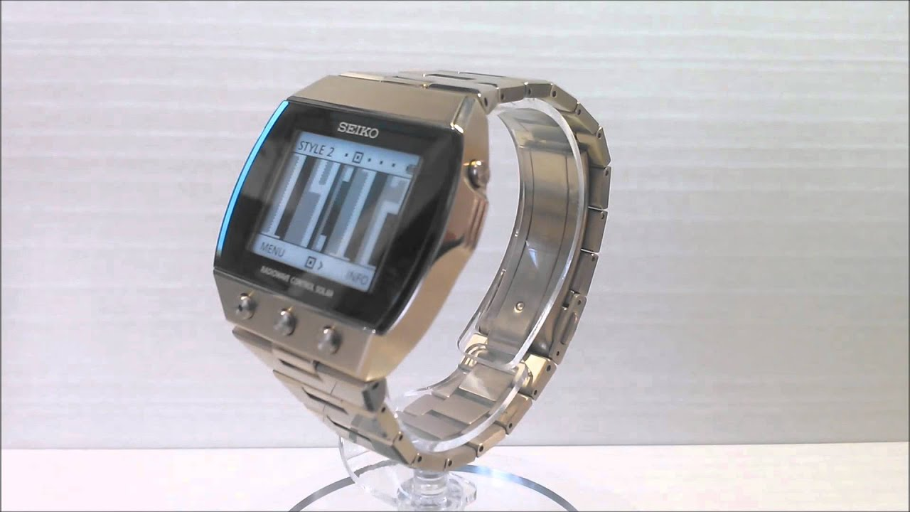 Rare Watch Collection SEIKO Brightz SDGA002 セイコーブライツ - YouTube