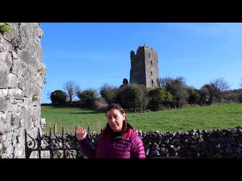County Laois: Cullahill Castle