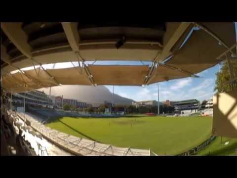 Timelapse Cricket: Sahara Park Newlands, Cape Town