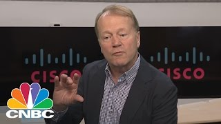 Cisco Systems CEO John T. Chambers: Crushing Competition | Mad Money | CNBC