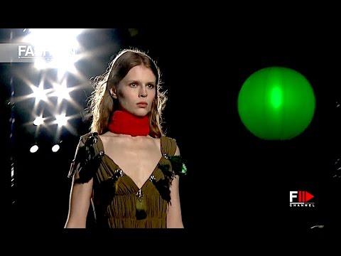 SONIA RYKIEL Fall Winter 2017 18 Paris Fashion Week - Fashion Channel