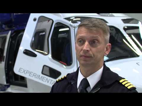 EC175 NHV Flight Demonstration