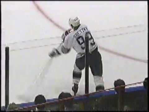 Wayne Gretzky goal 795 - Leafs at Kings 2/21/1994
