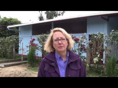 Alpharetta Rotary International Service Trip, Karen Hipes