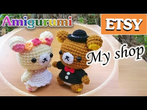 Cat Couple Amigurumi Crochet Pattern – Snacksies Handicraft | 360x480