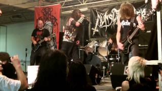 Nunslaughter LIVE @ Hells Headbash - Valley City Ohio
