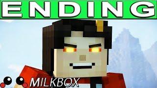 Minecraft: Story Mode | Season 2 (EP3) Jailhouse Block Ending
