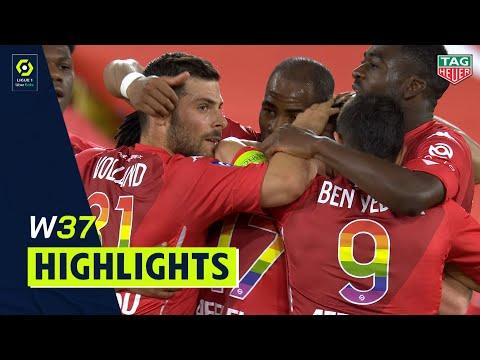 Highlights Week 37 - Ligue 1 Uber Eats / 2020-2021