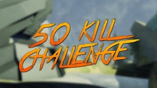 Halo 5 - Kill Challenge in Big Team Battle!