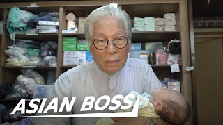 How This Korean Man Saved Over 1,500 Abandoned Babies | ASIAN BOSS