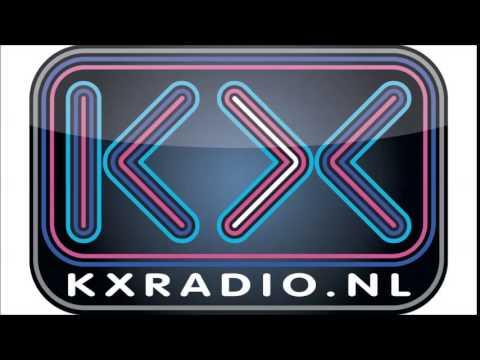 Mark van den Akker, d'onderste boven op KX radio, 14 augustus 2008.