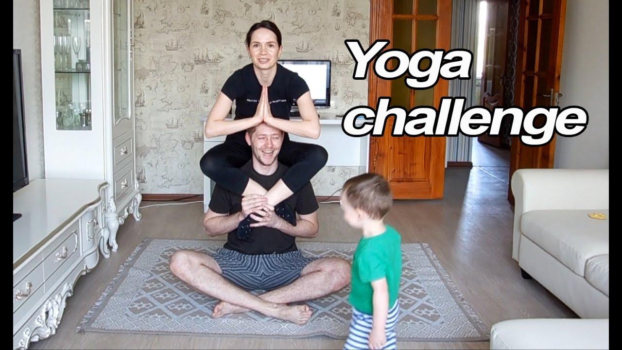 The Yoga Challenge! / Йога вызов / Вызов принят