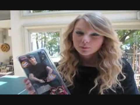 Taylor Swift's message to Joe Jonas