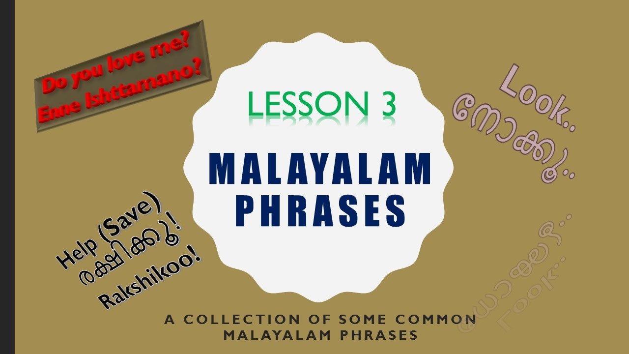 importance of malayalam language Throughout history, many have reflected on the importance of language for instance, the scholar benjamin whorf has noted that language shapes thoughts and emotions, determining one's perception of reality.