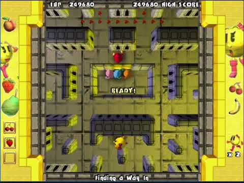 World of Playthroughs: Ms. Pac-Man: Quest for the Golden Maze
