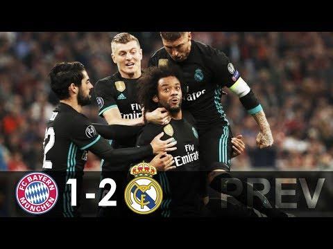Bayern vs Real Madrid I Champions League hoy Real - Bayern. La previa
