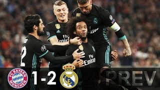 Bayern 1 Real Madrid 2 I Champions League Real - Real 2 Bayern 1 - Previa