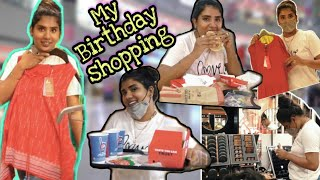 FUN Shopping with Family😅!! My Birthday Shopping 😍 Sodhappal Vlog🙈😃