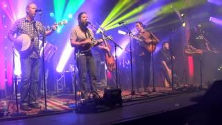 Greensky Bluegrass (wsg Josh Davis Trio)  June 6, 2015   You Can Call Me Al