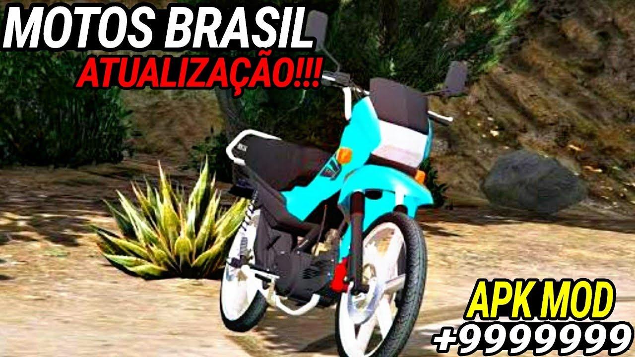 atualizaÇÃo!!!😱😉 apk mod motos brasil/tudo infinito + (download