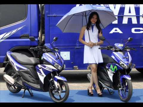 Yamaha Aerox 125 Blue Core Specifications And Price Youtube