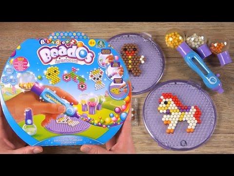 Bindeez BEADOS Hello Kitty Starter Kit (Giochi Preziosi)