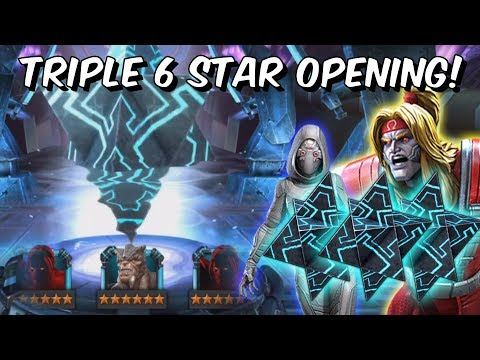 3x-6-star-crystal-opening-+-7x-5-star-crystals-&-more!---marvel-contest-of-champions