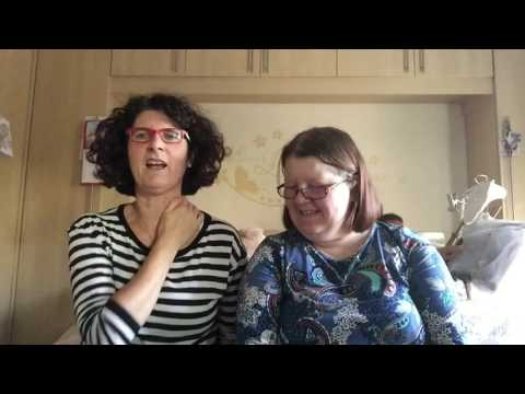 Kerry and Orietta Answer The Confessions of a Cross Stitcher Tag