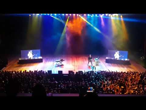 A Little Too Not Over You - David Archuleta Live in Manila 2017