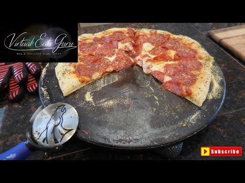 New York Style Pizza Traeger Grill Recipe