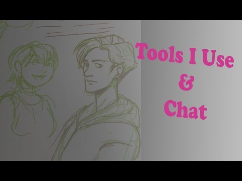 Tools I Use & Chat