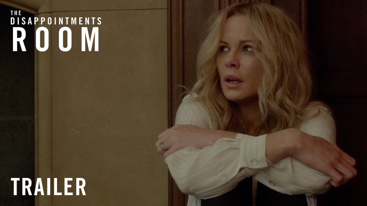 The Disappointments Room Movie Trailer