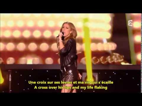 Celine Dion Dans Un Autre Monde French / English Lyrics Subtitles
