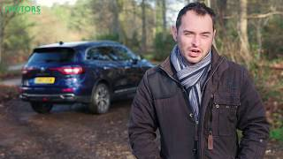 Motors.co.uk - Renault Koleos Review