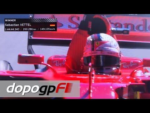 F1, GP Montecarlo 2017: Ferrari torna alla vittoria a Monaco con Vettel - DopoGP F1