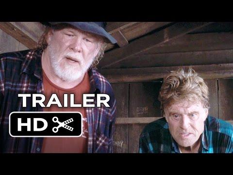 A Walk in the Woods TRAILER 1 (2015) - Robert Redford, Emma Thompson Movie HD