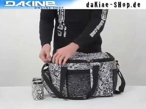 Dakine Cooler Bag - mit Kühlfach / Рюкзак - YouTube