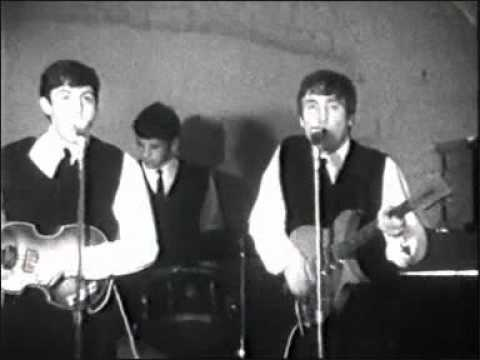 The Beatles cavern club 1962, the beatles' oldest video recording