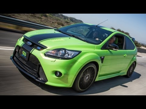 2010 Ford Focus RS - Jay Leno's Garage
