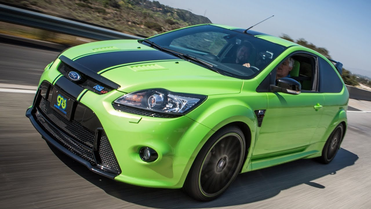 Watchon Ford Focus Rs 500 Engine