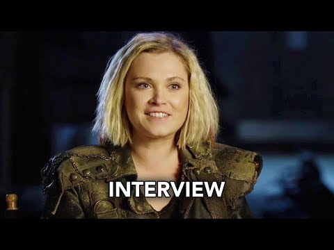 The 100 Season 5  Eliza Taylor  HD