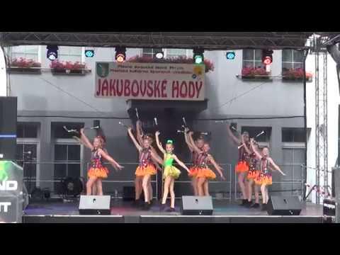 89df2618d Spoločná choreografia - Jakubovské hody 2018 - YouTube