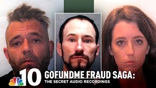 In Audio Recording, South Jersey Couple Play Blame Game Over Alleged GoFundMe Conspiracy