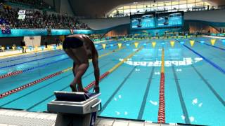 London 2012 Video Game of the Olympic Games: Gameplay PC(HD)