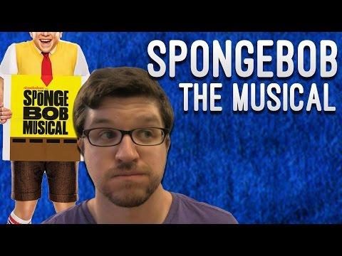 I Saw SpongeBob the Musical