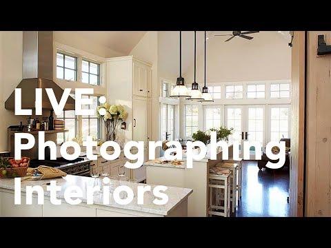 Bon Live: Photographing Interiors