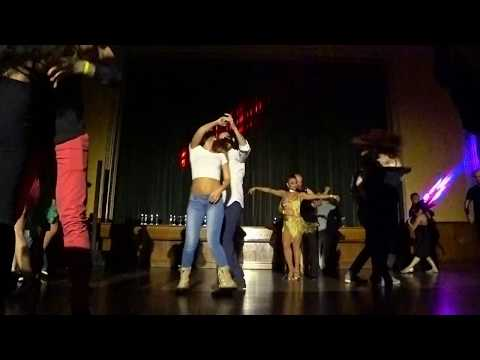 Australian Bachata Competition 2017 Social dancing